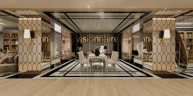 Visionnaire a Londra
