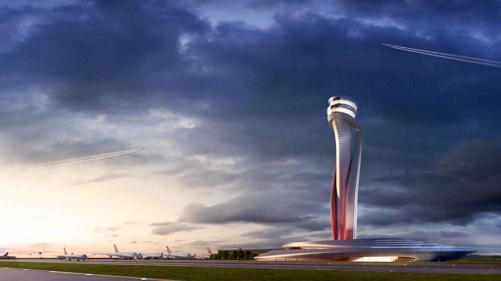 Aecom e Pininfarina vincono il concorso per il nuovo aeroporto di Istanbul