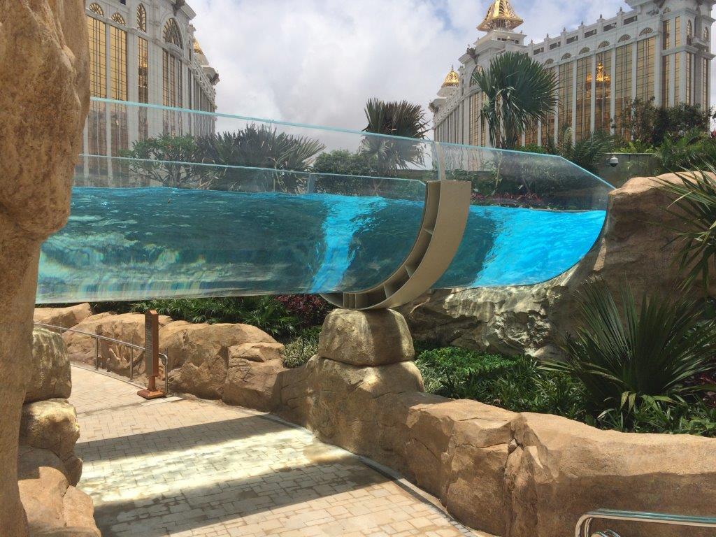 Piscine Castiglione firma il Galaxy Macau Resort & Casinò
