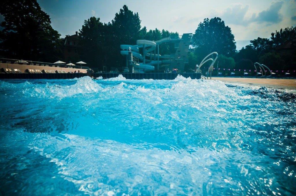 Myrtha Pools per il nuovo Lido comunale di Merano