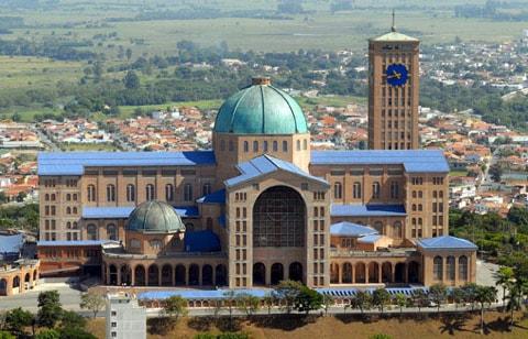 Friul Mosaic e il Santuario Mariano più grande del mondo