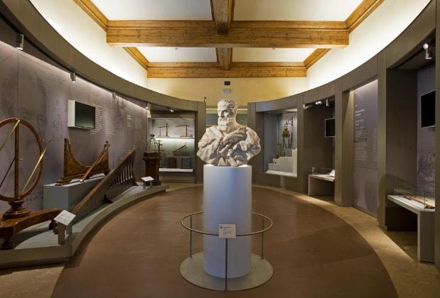 Galileo: due luoghi, una storia