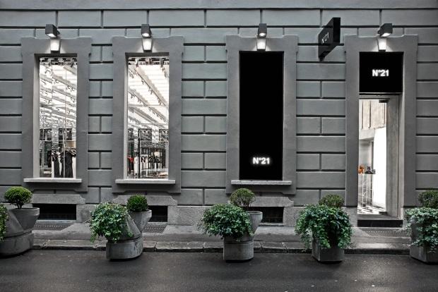N°21 a Milano