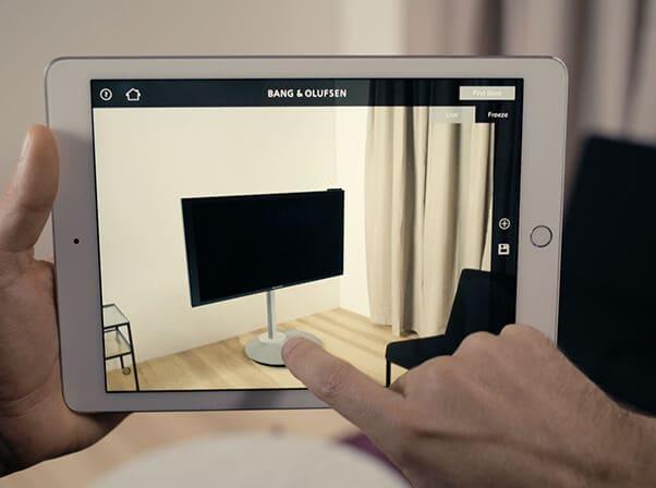 Bang & Olufsen presenta la nuova BeoHome Design App