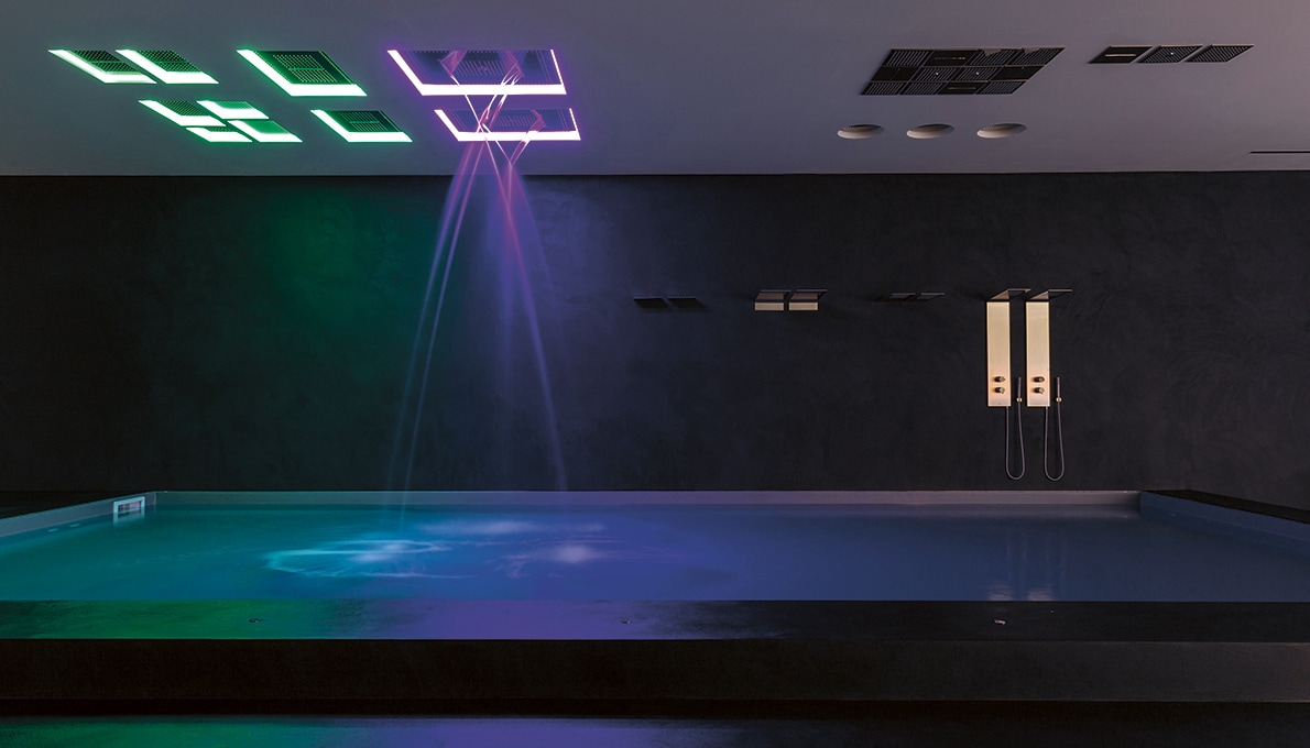 Il bagno diffuso