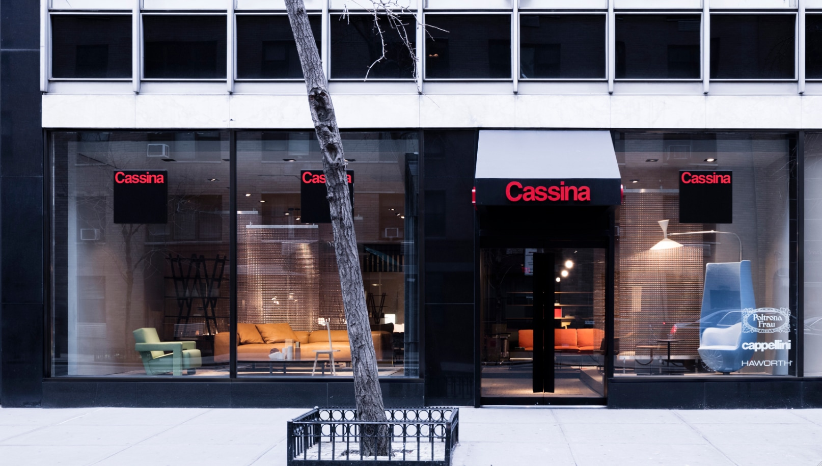 Cassina restyling a Midtown New York