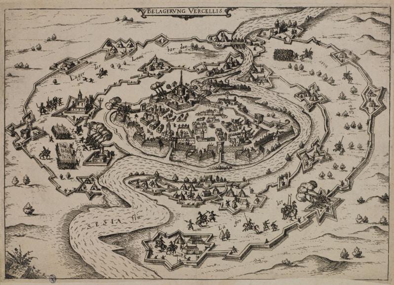 Imago Urbis. La memoria del luogo attraverso la cartografia dal Rinascimento al romanticismo
