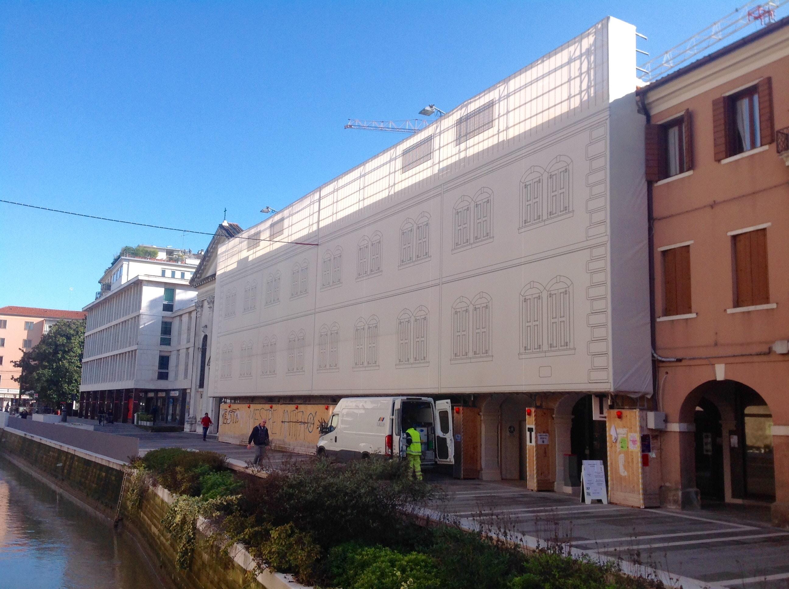 Il progetto M9 a Mestre