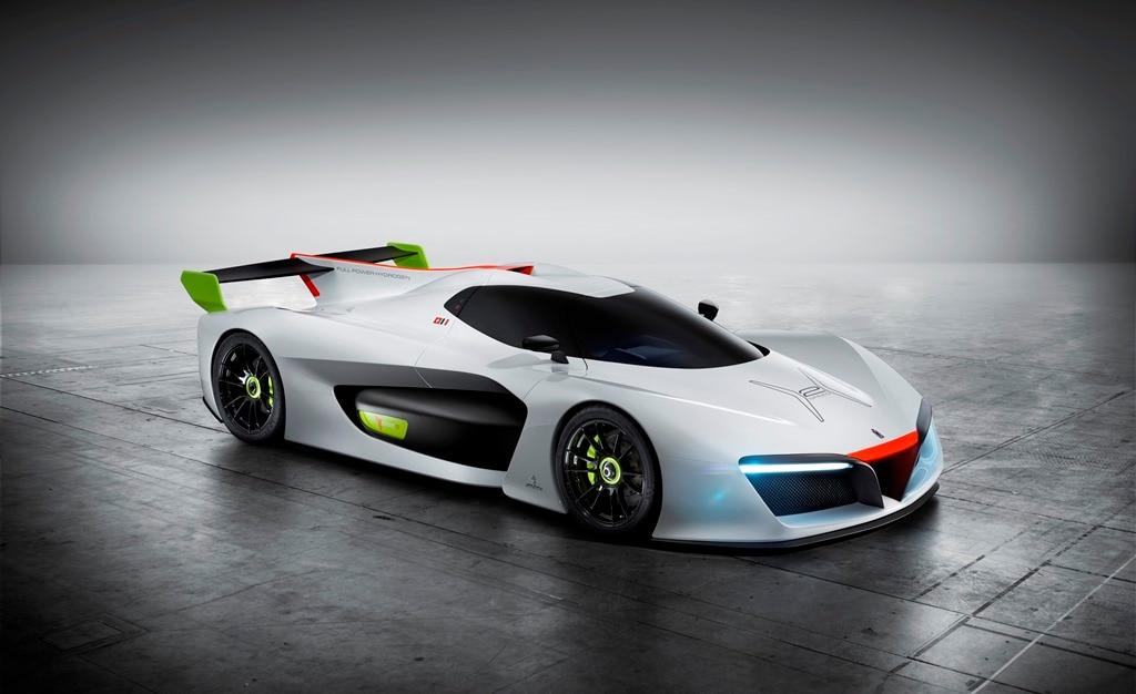 Pininfarina a Ginevra con la concept car H2 Speed