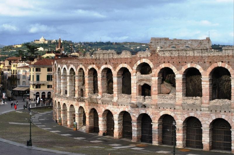 Approvato il bando di Concorso internazionale di idee per la copertura dell'Arena di Verona