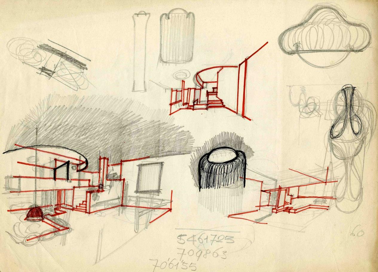 Interni Milanesi. Architetture domestiche di Vico Magistretti