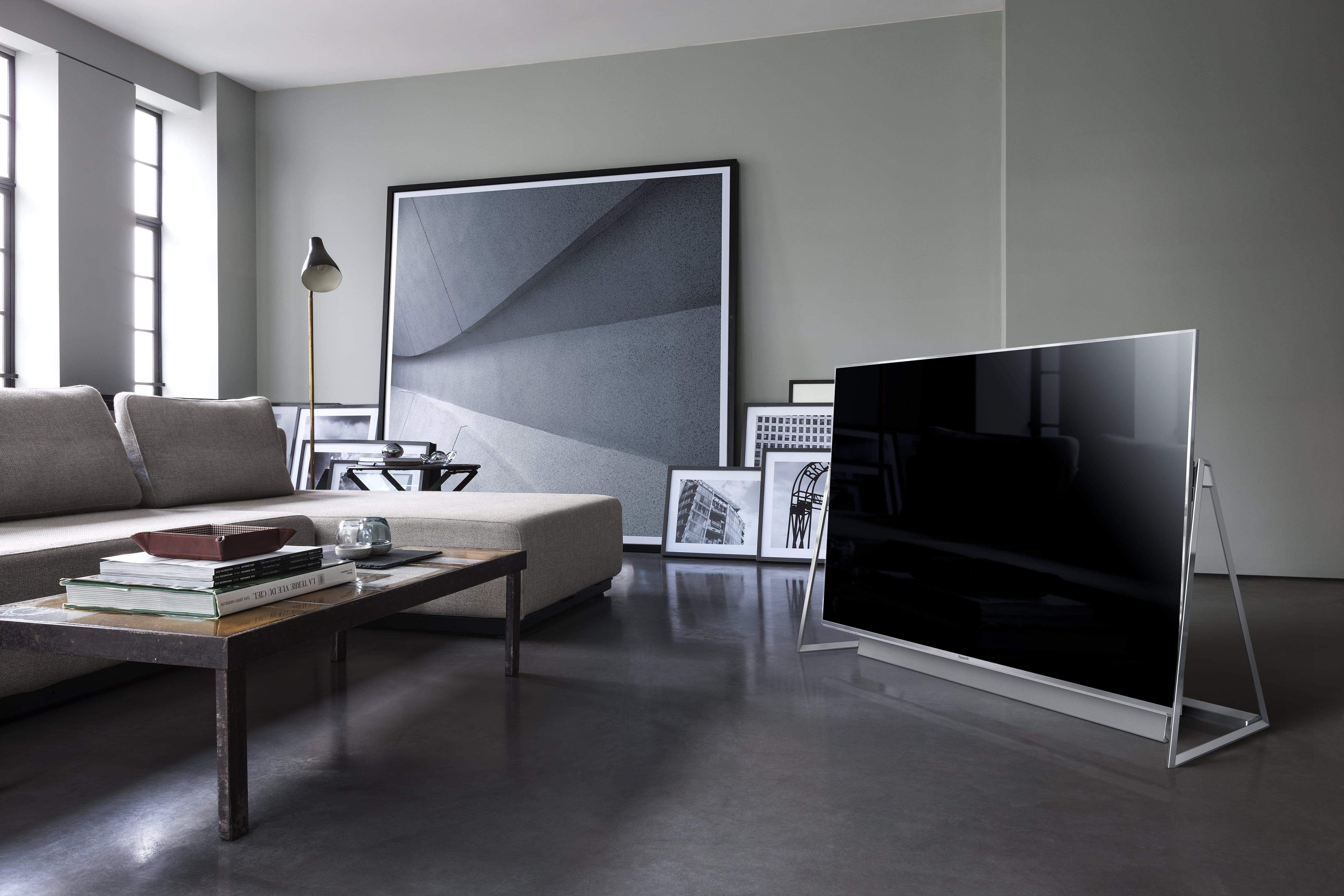 TV Panasonic 2016 – Art & Interior