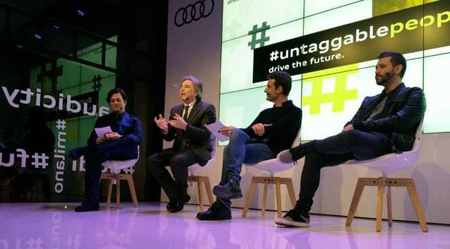 Untaggable Future Untaggable People