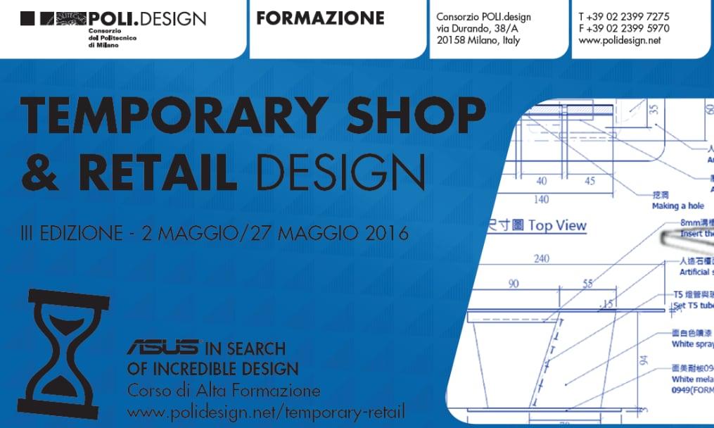 Temporary Shop & Retail Design