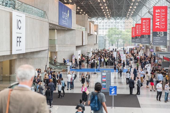 ICFF, quattro giorni di design a New York