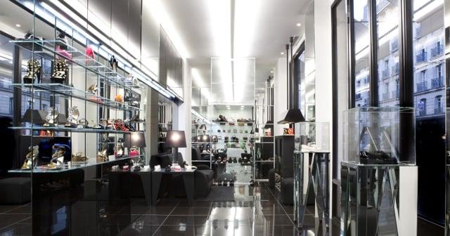 Linea Light Group per Walter Steiger Boutique, Parigi