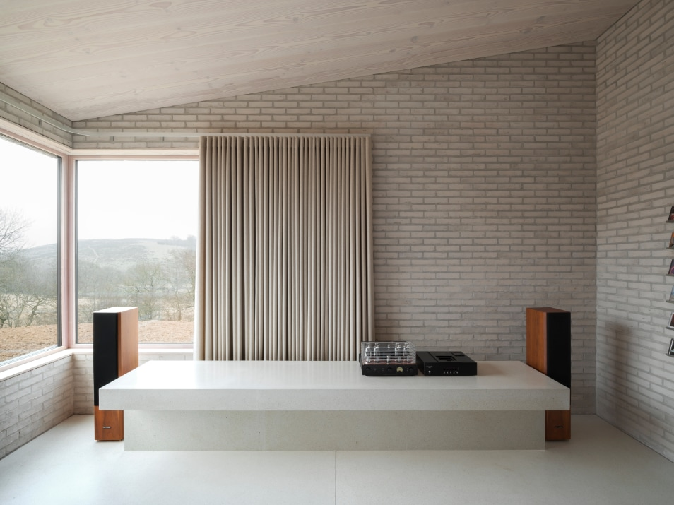 Natural stone for Life House