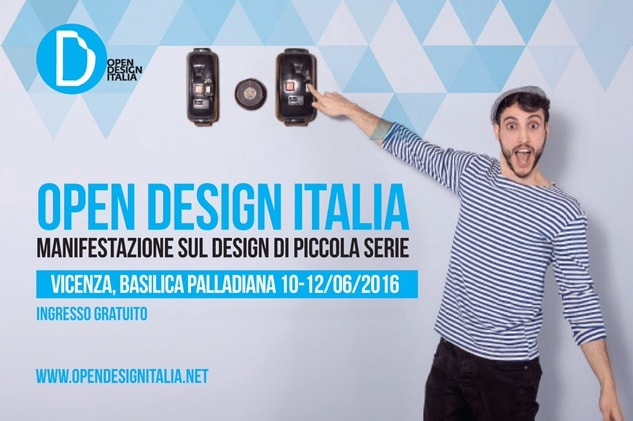 Open Design Italia 2106: On stage