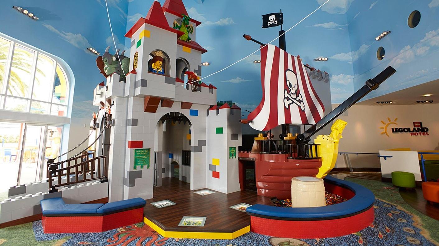 Stile italiano a Legoland