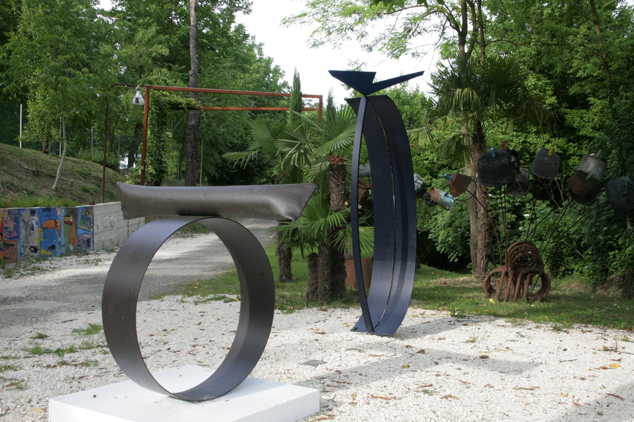 Il Giardino dell'Arte di Gianfranco Morini