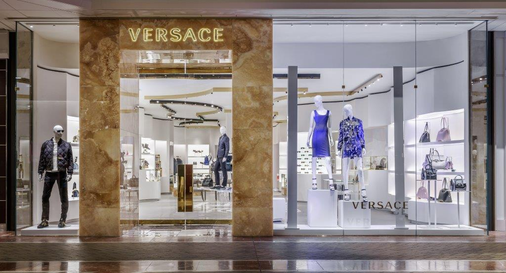 Versace apre a Boston