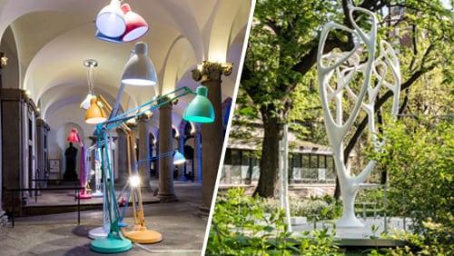 Università degli Studi / Design – Orto Botanico di Brera