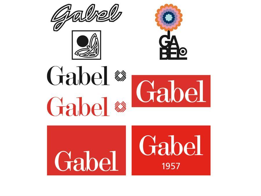 Gabel: 60 anni di storia in 6 loghi