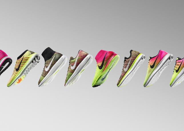 Illimitate sfumature Nike