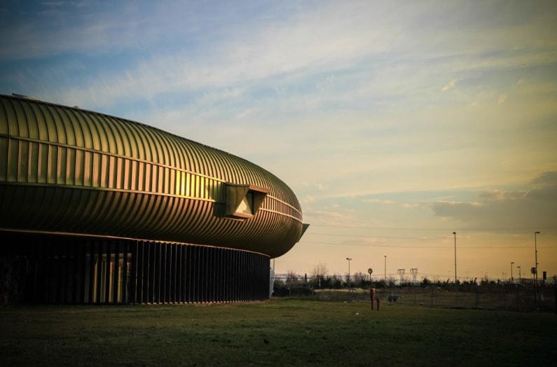 Il nuovo Centro per l'arte contemporanea Luigi Pecci di Prato