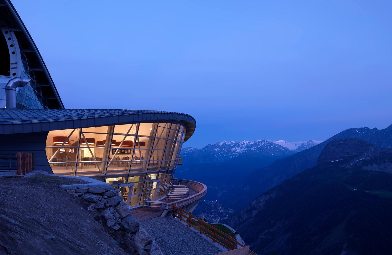 Lapalma per Skyway Mont Blanc