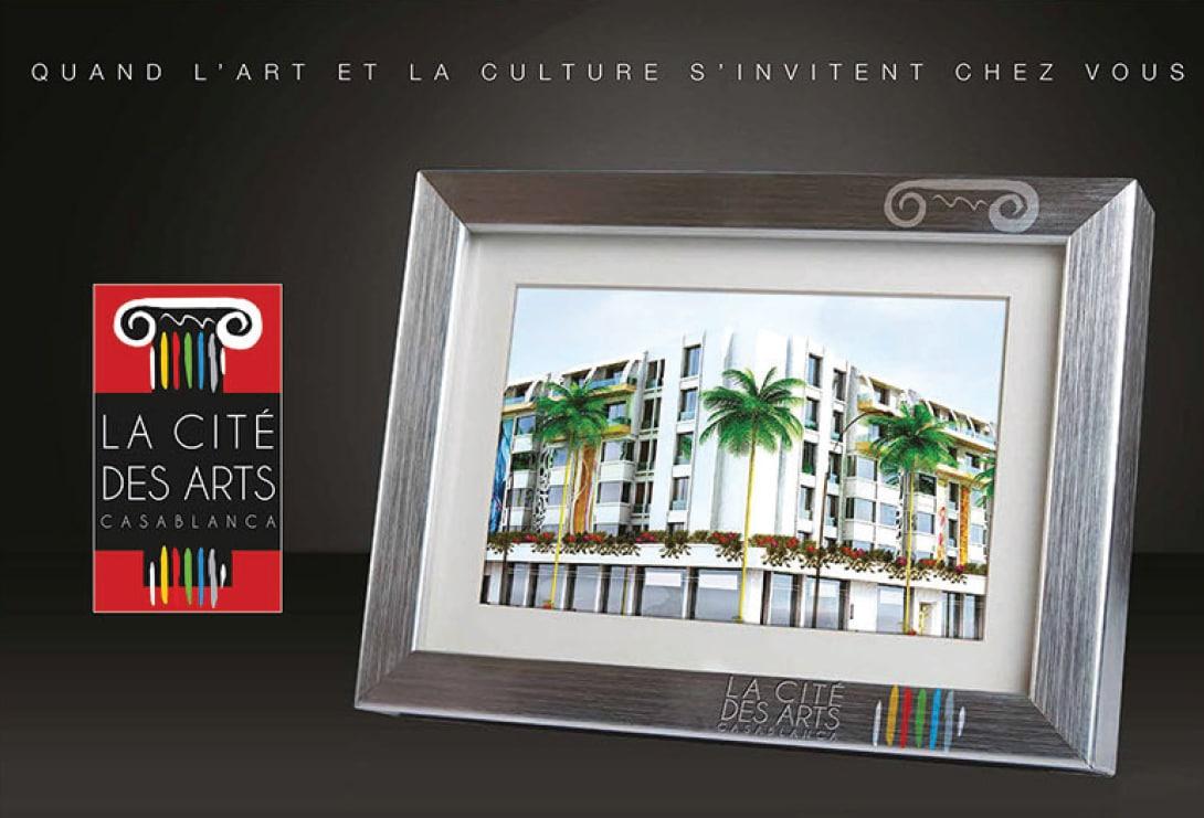 Cité des Arts a Casablanca