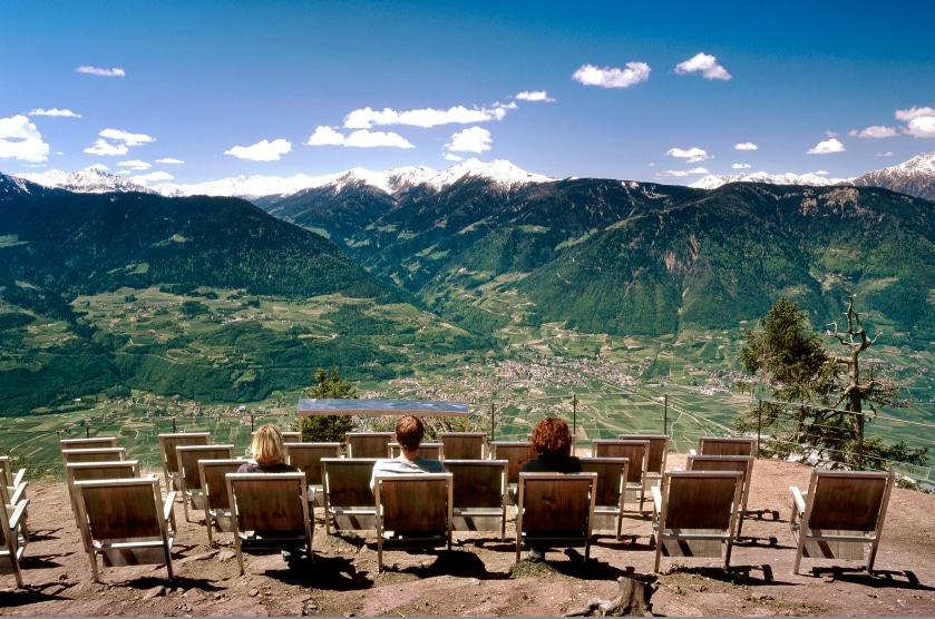 Cinema all'aperto in Alto Adige a Lana e dintorni