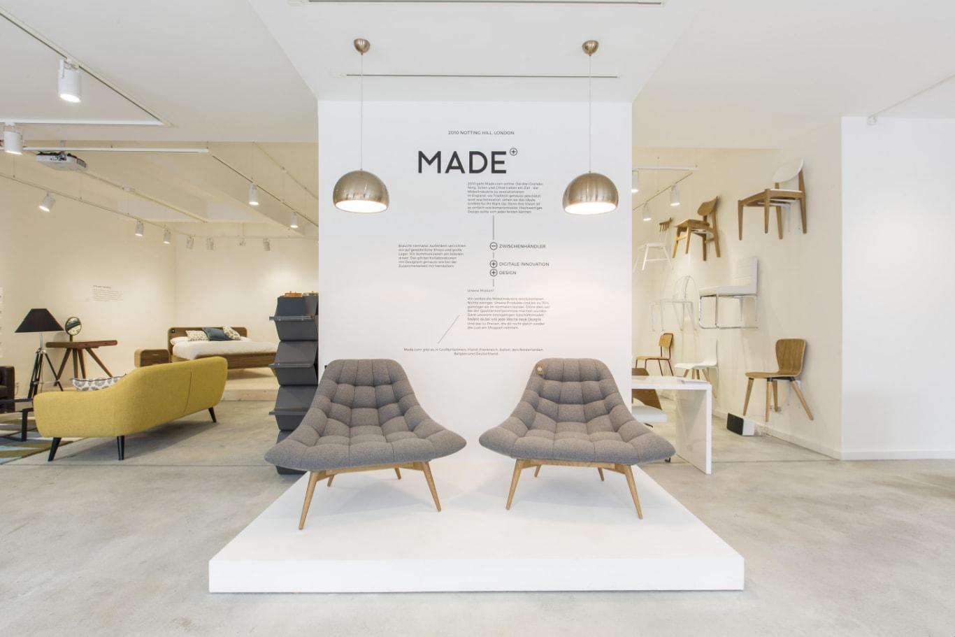 Made.com a Berlino