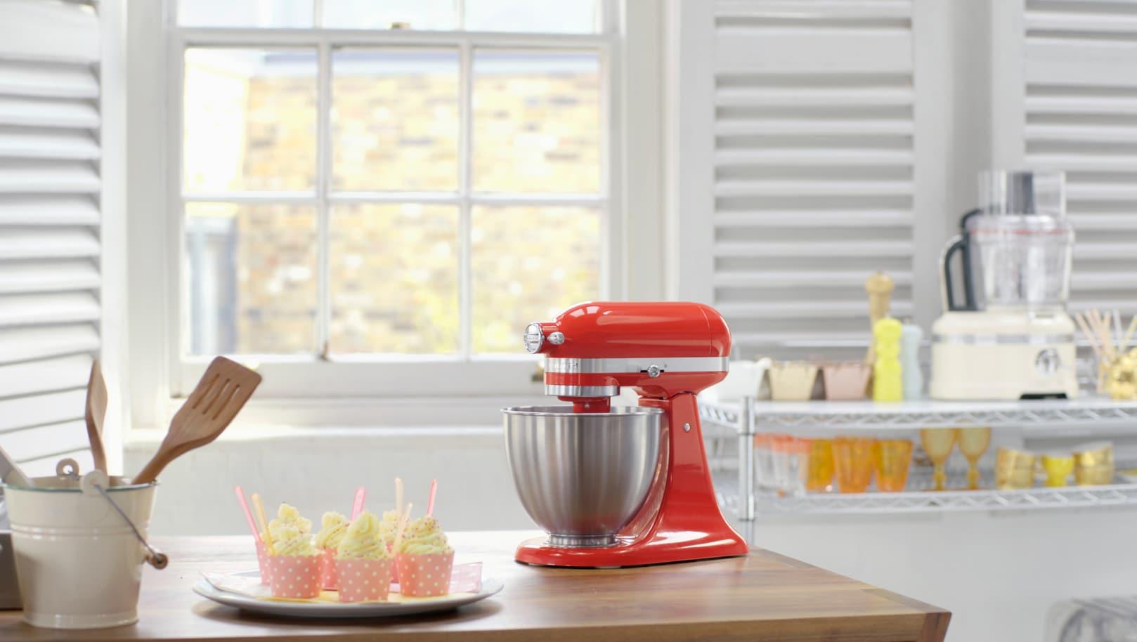 KitchenAid: il nuovo robot da cucina Mini - Interni Magazine