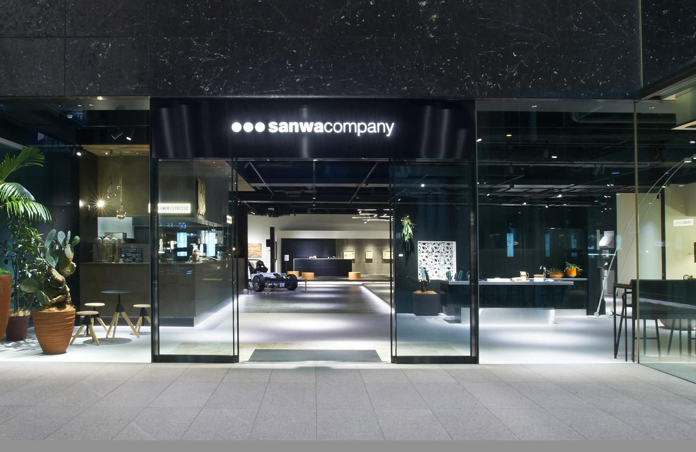 Sanwa Company a Tokyo