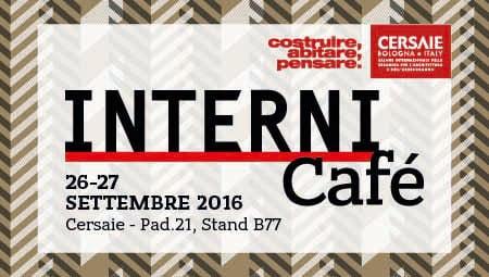 Conferenza Stampa a Interni Cafè – Cersaie 2016