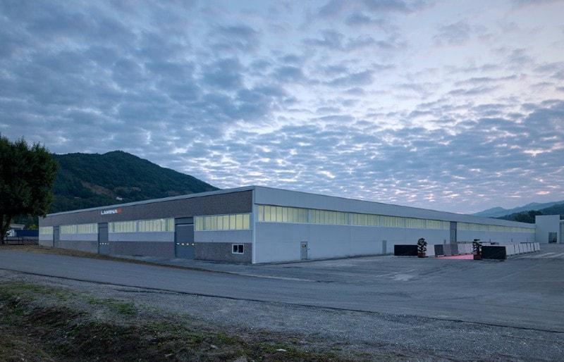 Laminam: nuovo stabilimento a Borgotaro