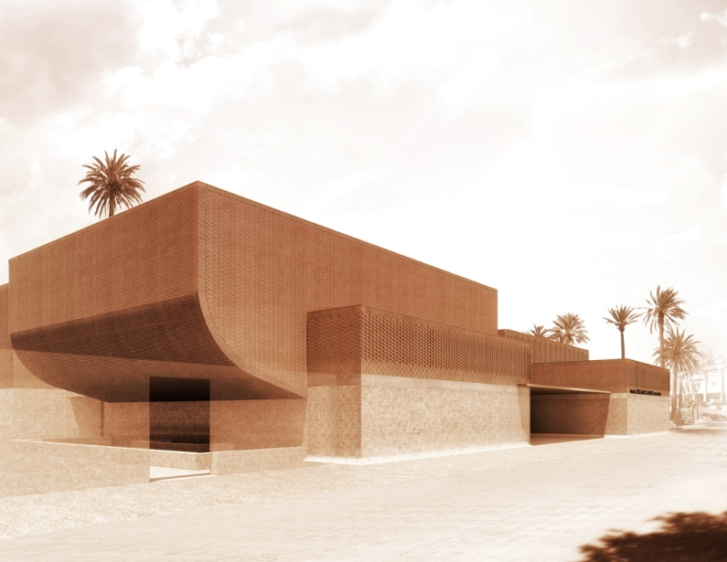 Il nuovo museo Yves Saint Laurent a Marrakech