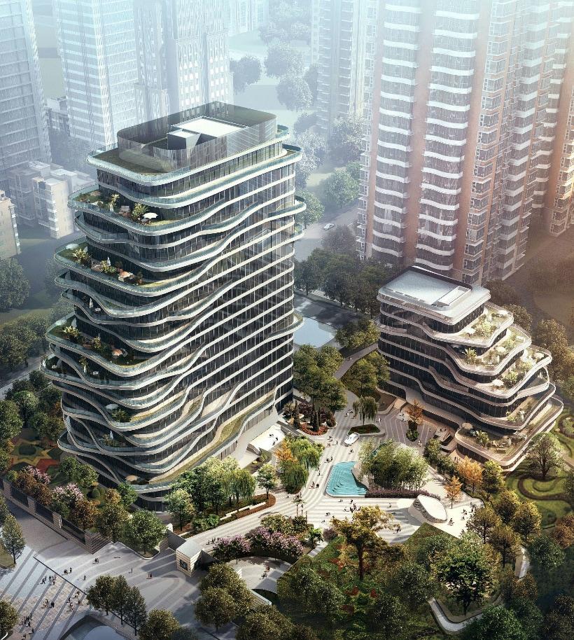 ll sogno dell'abitare secondo Giorgio Armani a Pechino