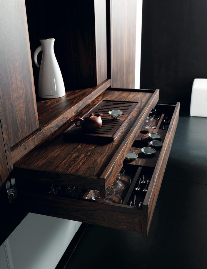 Il rituale del tè
