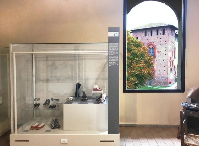 Scarpe da museo