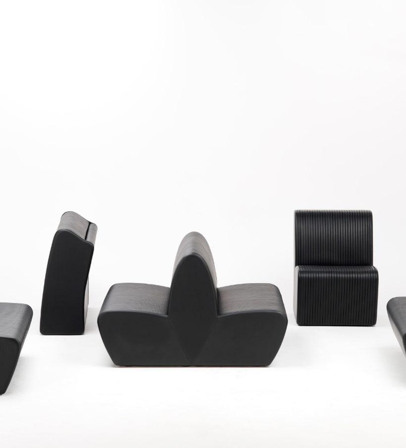 Jean Nouvel, mes muebles d'architecte