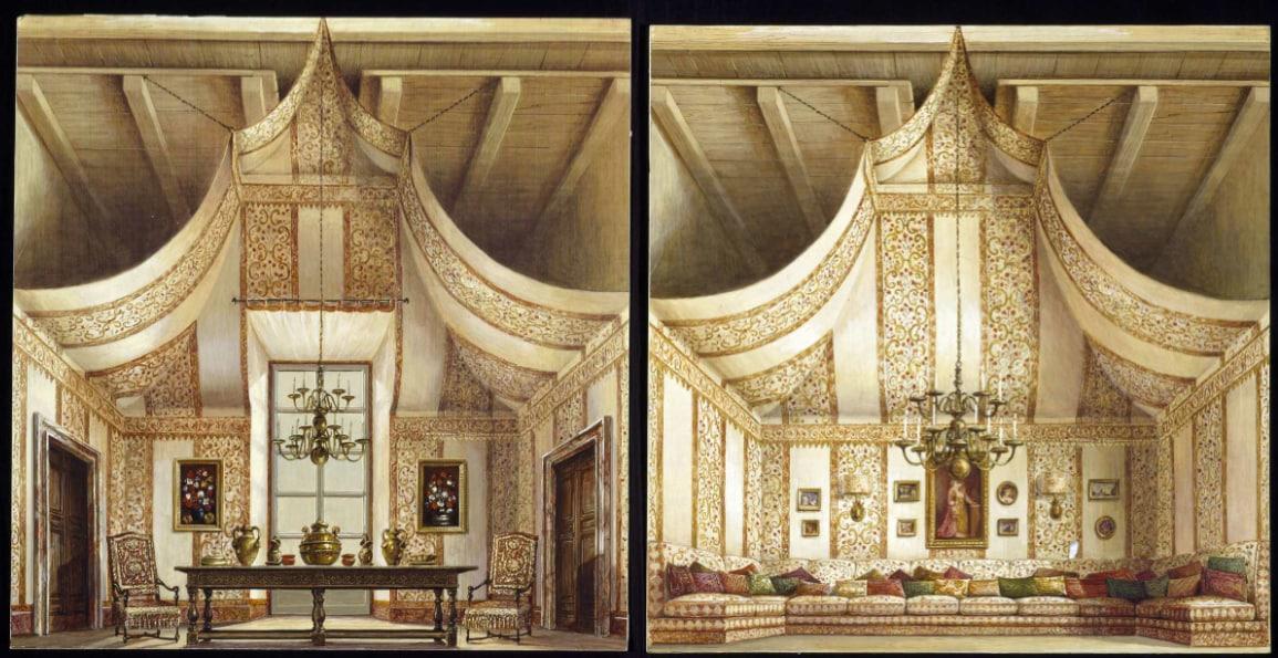 Omaggio a renzo mongiardino 1916 1998 architetto e for Architetto d interni consigli