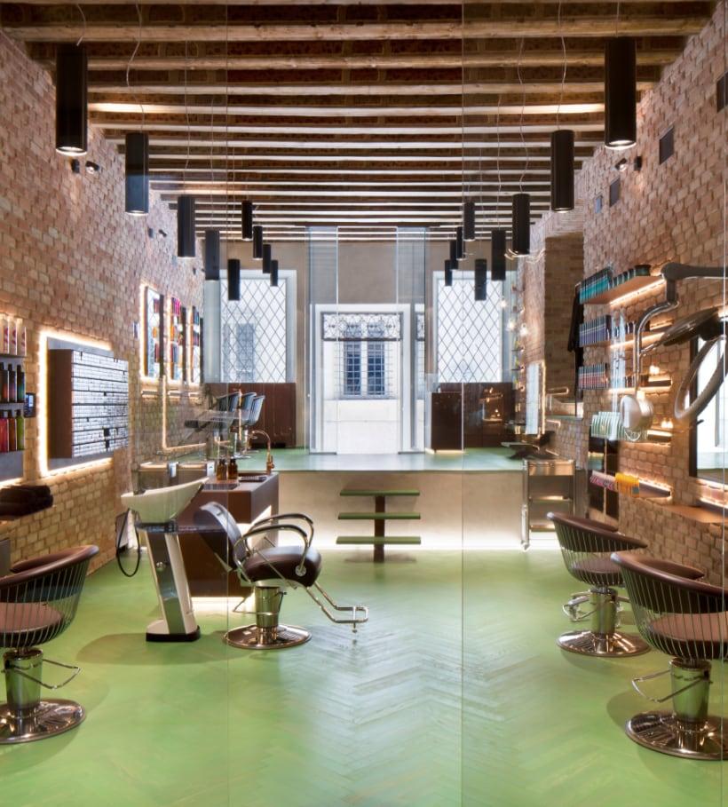 Tigi concept salon