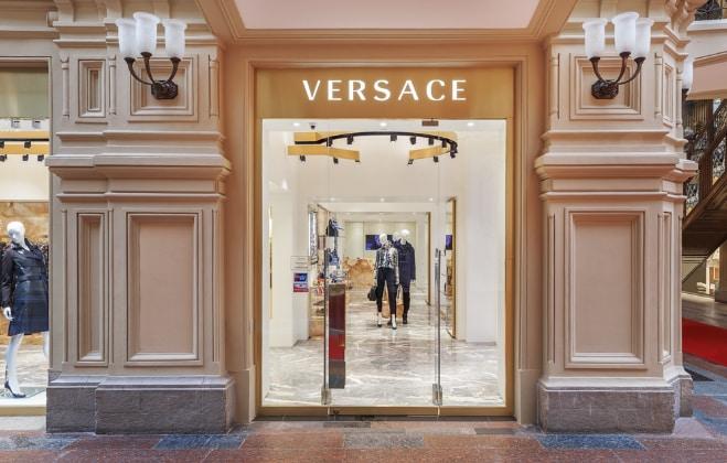 Versace a Mosca