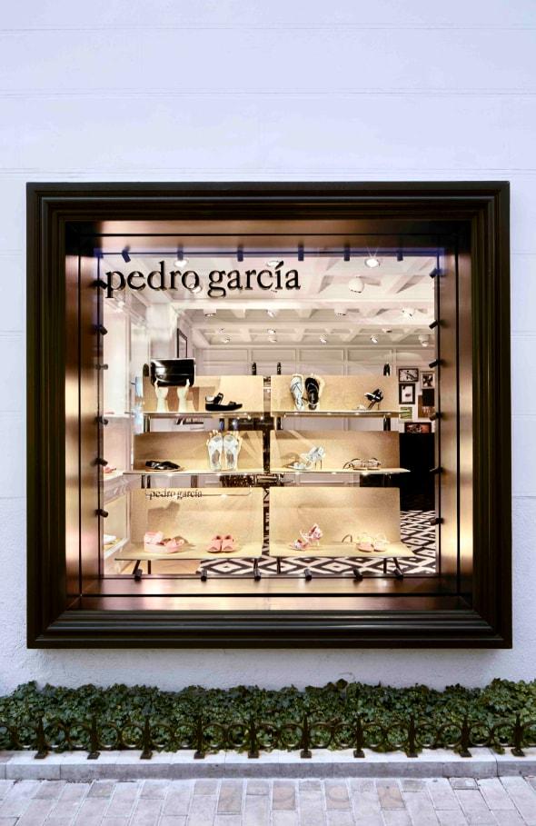 Pedro García a Madrid