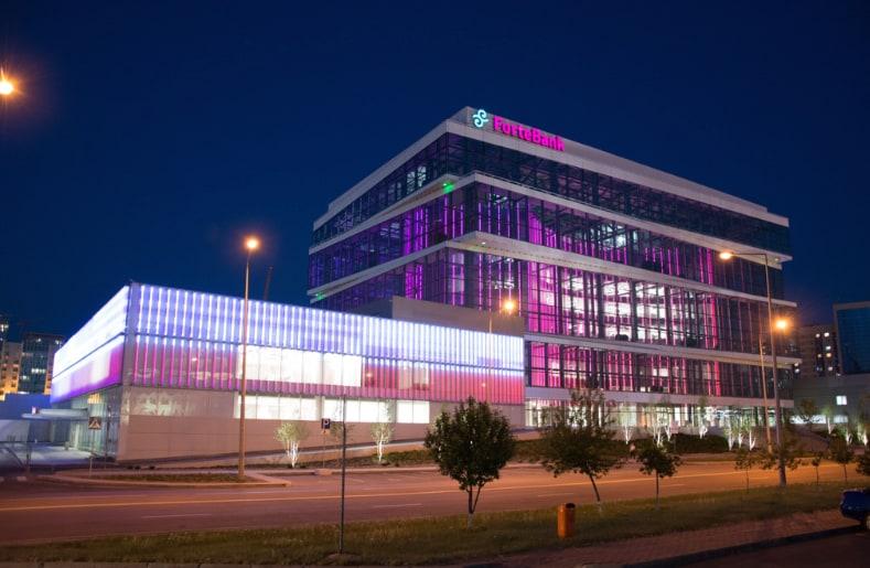AGC per il nuovo headquarter di Forte Bank