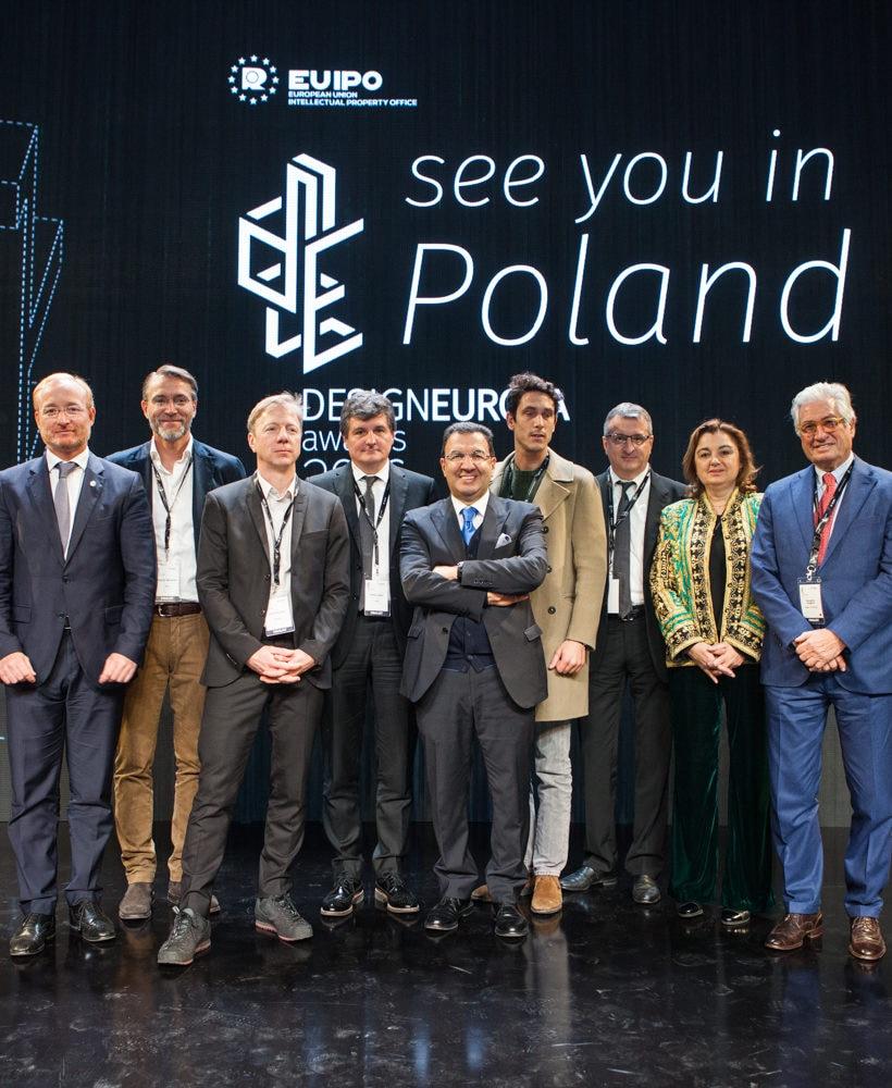 I premi DesignEuropa 2016