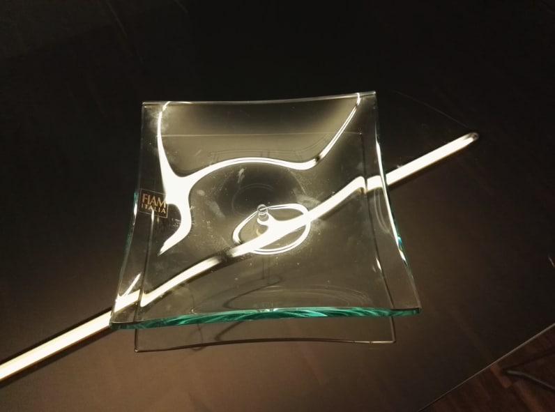 Sogni di vetro. Quarant'anni di Fiam Italia