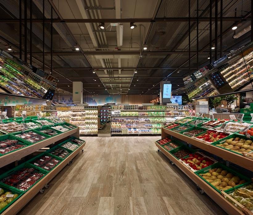 Il Supermercato del Futuro apre a Milano